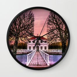 Marli Palace Wall Clock