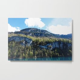 Yes, Actually. Metal Print
