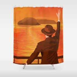 Junaiten Shower Curtain