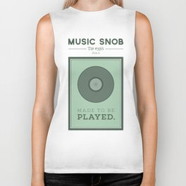 Made to be Played — Music Snob Tip #33⅓ A Biker Tank