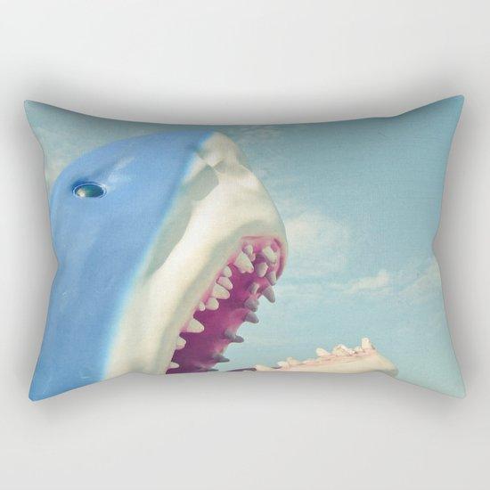 Shark! Rectangular Pillow