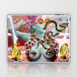 Waikiki Tide Laptop & iPad Skin