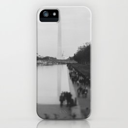 The National Mall II iPhone Case