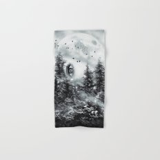 The Watcher Hand & Bath Towel