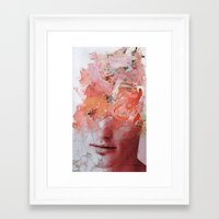 apollo Framed Art Prints featuring Apollo by antonio mora