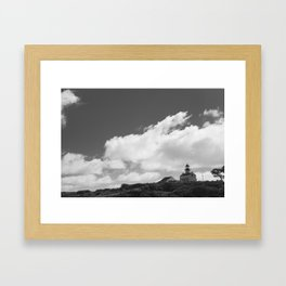 Point Cabrillo Light Framed Art Print