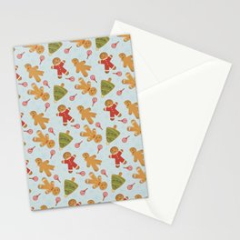 Merry Cookies Stationery Cards