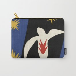 Henri Matisse The fall of Icarus (La Chute d'Icare) from Jazz Collection, 1947, Artwork, Men, Women, Carry-All Pouch