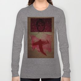 Girl behind the mirrors Long Sleeve T-shirt