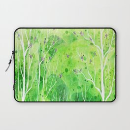 Beautiful Forest Laptop Sleeve