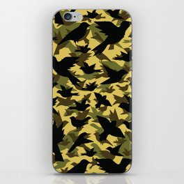 Bird Camouflage 5 iPhone Skin