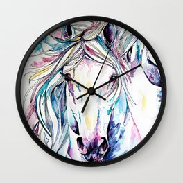 Tres Libre Wall Clock
