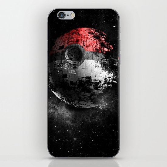 Poked to Death 3D iPhone & iPod Skin