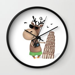 Nope. I didn't do it. Wall Clock