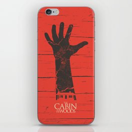 The Cabin In The Woods iPhone Skin