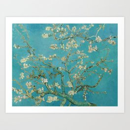 Almond Trees - Vincent Van Gogh Art Print