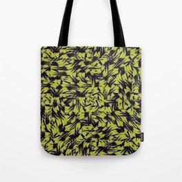 Modern Abstract Interlace Tote Bag
