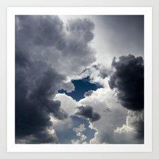 Sky for a dream Art Print
