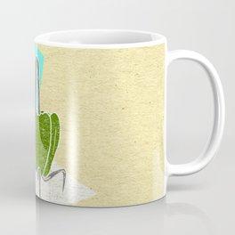 Vegetable Vacuum Cleaner V Coffee Mug
