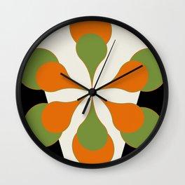 Mid-Century Art 1.4 Wall Clock