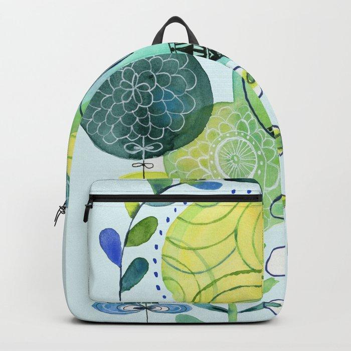 Spring Blooms Backpack