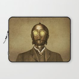 Baron Von Three PO Laptop Sleeve