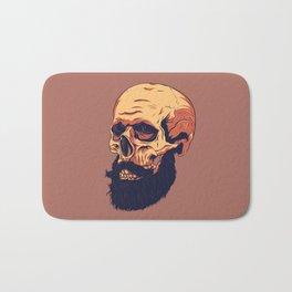 Mr. Skull Bath Mat