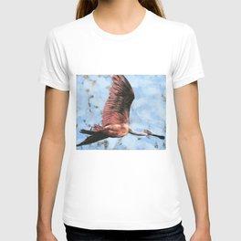 Roseate Spoonbill 2014 T-shirt