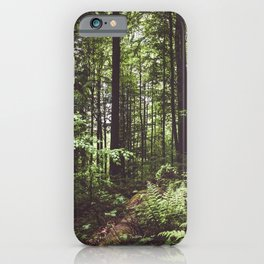 Woodland - Landscape and Nature Photography iPhone Case