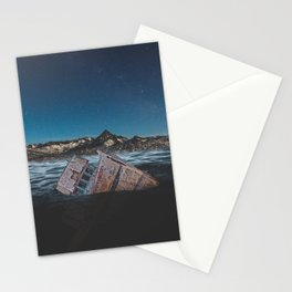 Sunken Ship Stationery Cards