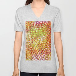 Lost in passion Unisex V-Neck