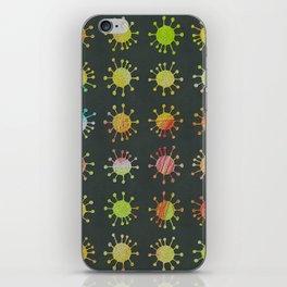 DP038-1 grungy critter iPhone Skin