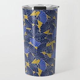 Origami Fans Travel Mug