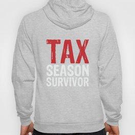 Tax Season Survivor Hoody