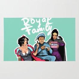 The Royal Family Rug