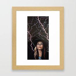 Wild Rivals Framed Art Print