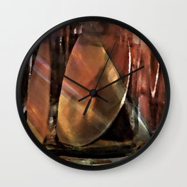Glass series 7 Wall Clock