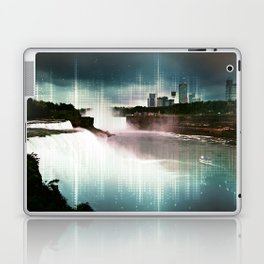 Into the Mist Laptop & iPad Skin