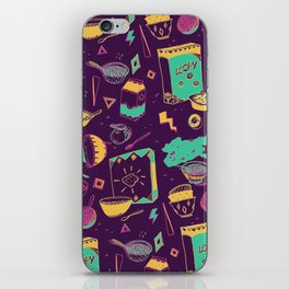 Cerealously Loopy iPhone Skin