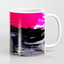 Funky colors abstract Coffee Mug