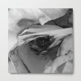 Burn 4 Metal Print