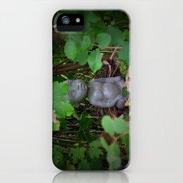 Scared iPhone Case