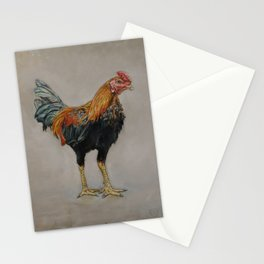 The Rooster Stationery Cards