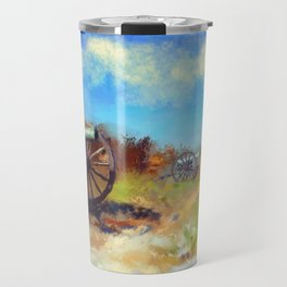 Antietam Under Blue Skies Travel Mug