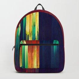 Pixel Sorting 73 Backpack