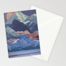 Rainbow Ranges Stationery Cards