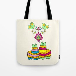Pinata Love Tote Bag