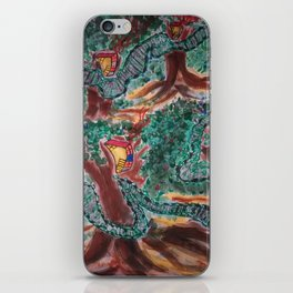 Treehouses iPhone Skin