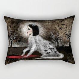 Bestiary V Rectangular Pillow