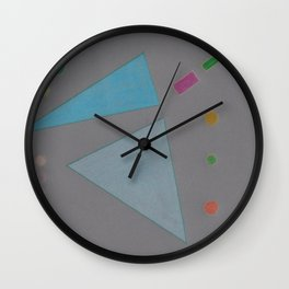 Designer Collection Grey 46 Wall Clock